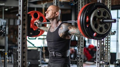 Jim Stoppani's Secrets of Shred: Torch More Fat with Tabatas