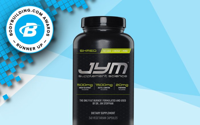 JYM Supplement Science: Shred JYM
