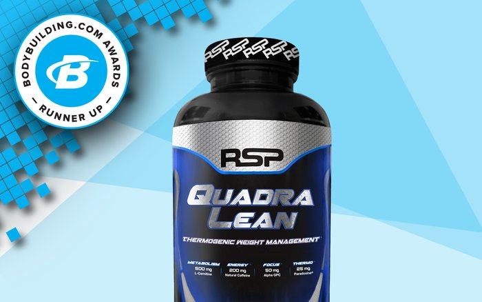 RSP Nutrition: Quadralean Thermogenic