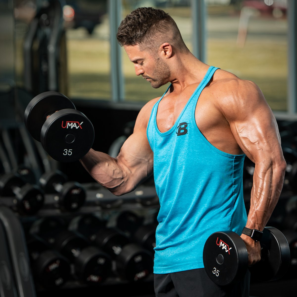 Get Swole and Strong!