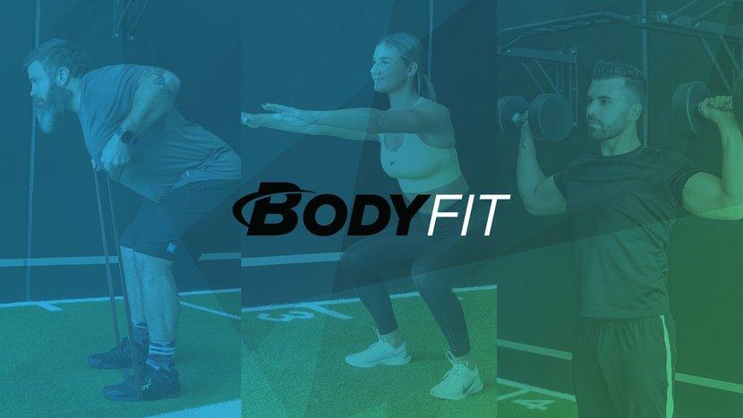 BodyFit Athletes Exercising