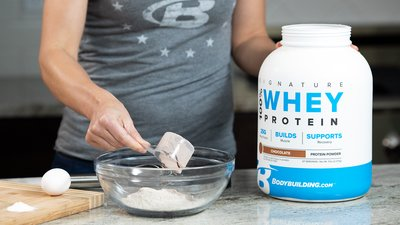 6 Clever Ways to Use Protein Powder (That Aren't Shakes)