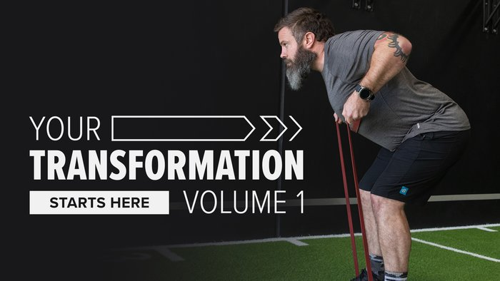 Your Transformation Starts Here: Vol 1