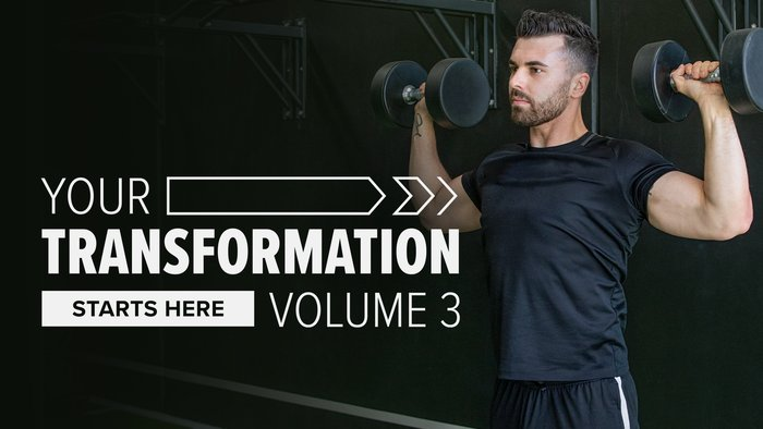 Your Transformation Starts Here: Vol 3