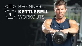 Ready for Anything, Volume 1: Beginner Kettlebell Workouts