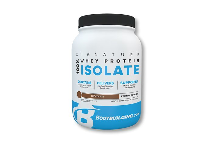 Signature Whey Protein Isolate