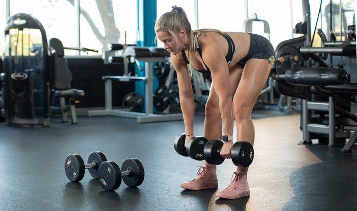 Emily Plajer's Best Lower-Body Workout