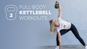Ready for Anything, Volume 2: Full-Body Kettlebell Workouts