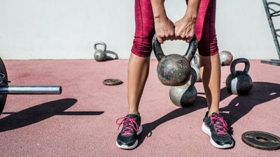 How to be Ready for Anything with Kettlebells