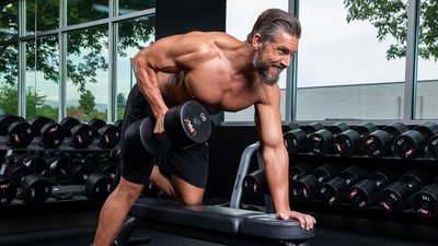 How to Lift Heavy and Stay Healthy at 40, 50, and Beyond