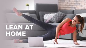 Lean at Home: No-Equipment Weight-Loss Workouts