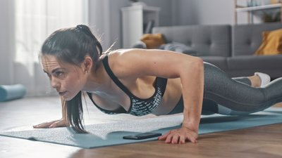 20 Ways to Make Your Workouts Harder (and Better) at Home
