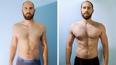 Brendan's Brutal Wolverine Workout Transformation