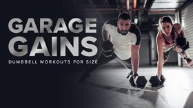 Garage Gains: Dynamite Dumbbell Workouts for Size