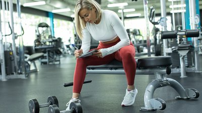 How to Build Self-Discipline for Fitness and Life