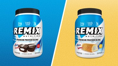 Remix Nutrition Reinvents the Classics