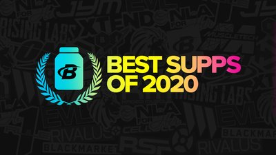 The Best Supplements of 2020