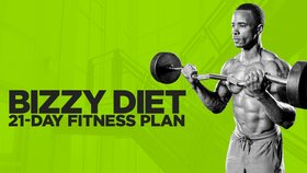 The Bizzy Diet 21-Day Fitness Plan