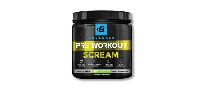 Advanced Scream Pre-workout