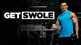 Get Swole: 16-Week Muscle Building Trainer
