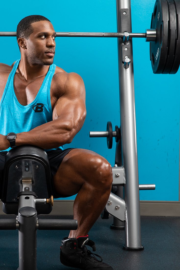 The Ultimate Barbell Chest Workout