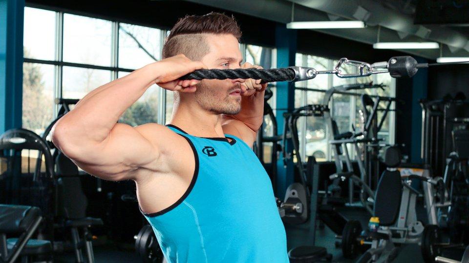 The Ultimate Cable Shoulder Workout | Bodybuilding.com