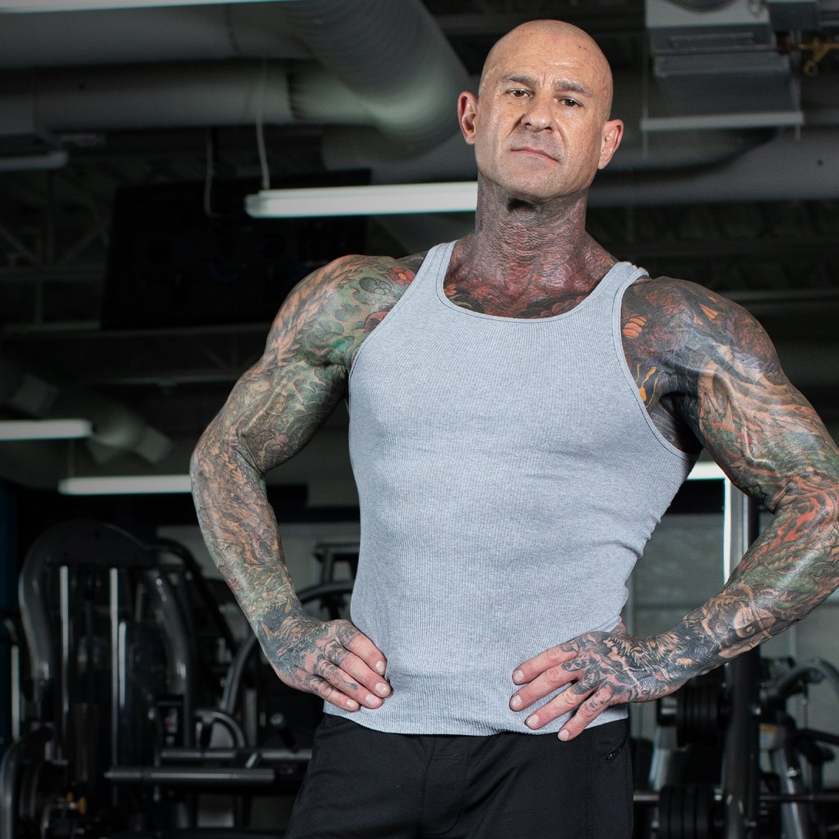 Alternating Rest-Pause by Jim Stoppani