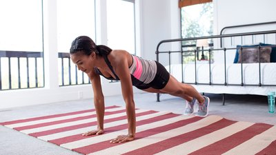 At-Home Workouts for Women of Every Training Level