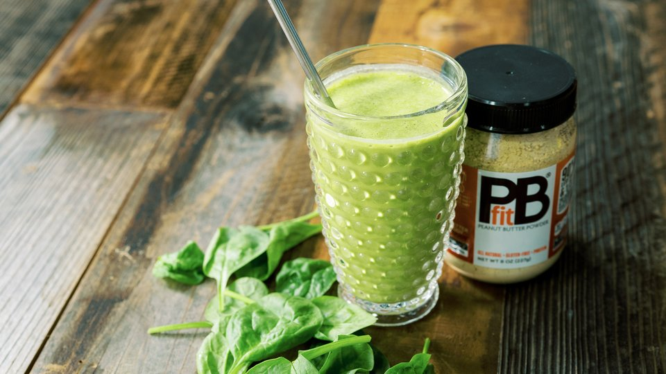 Green PBfit Smoothie