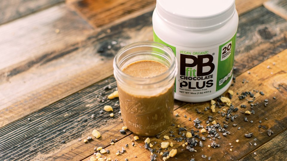 PBfit and Banana Protein Smoothie