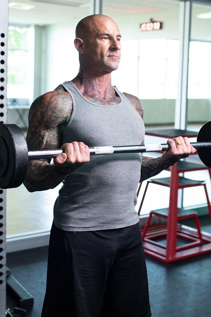 Jim Stoppani's Secrets of Strength: Go Light to Get Strong   Bodybuilding.com