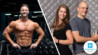 Podcast Episode 80 - Spreading the Good Word of Fitness with Trainer Mike
