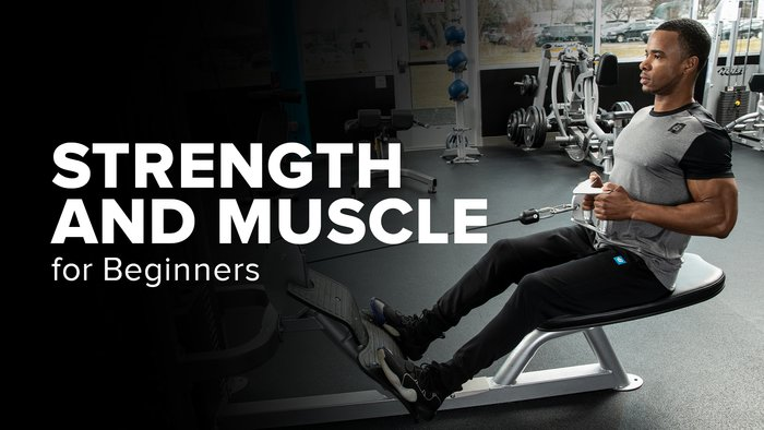 Strength and Muscle for Beginners
