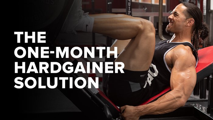 One-Month Hardgainer Solution