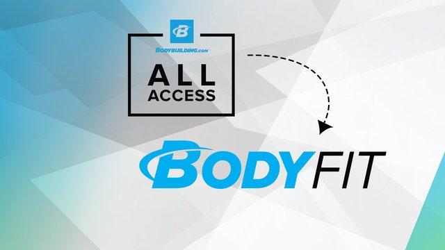 BodyFit: Your Digital Personal Trainer