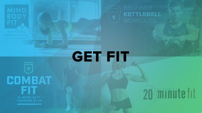 BodyFit: Plans For Getting Fit