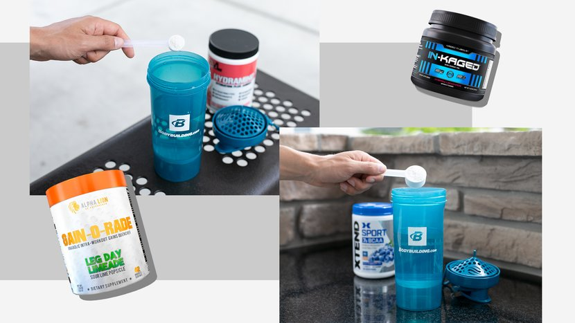 4 Hydration Supplements That Will Supercharge Your Summer Workouts