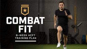 Combat Fit: 8-Week ACFT Training Plan