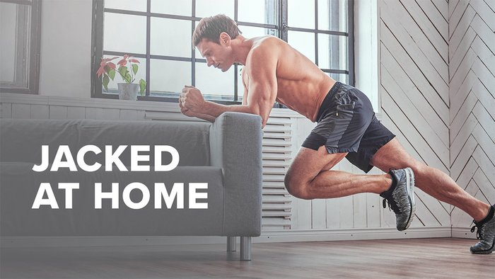 Jacked at Home