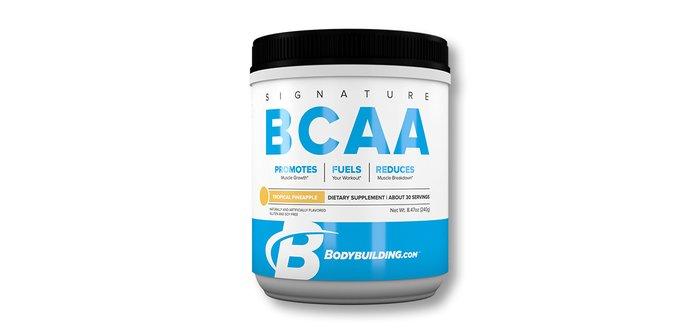 Bodybuilding.com Signature BCAAs
