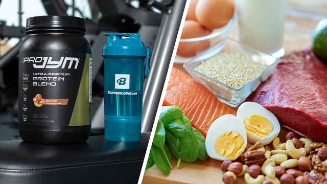 Help Prevent Muscle Loss with Protein, Even When You Can't Train