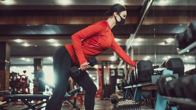 Tips for Wearing a Mask to the Gym