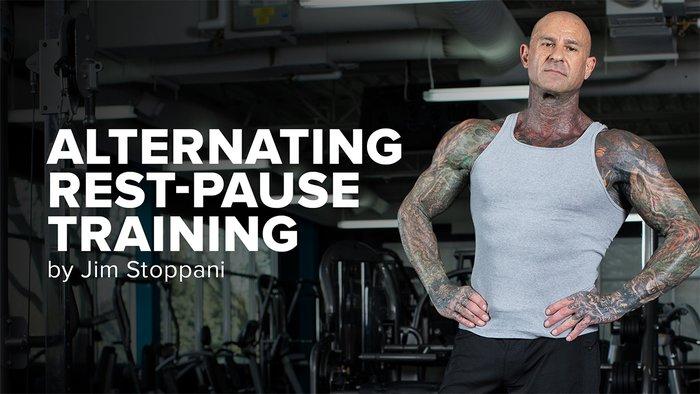 Alternating Rest-Pause Training