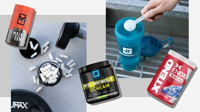 3 Just-Right Energy Supplements from Mild to Wild