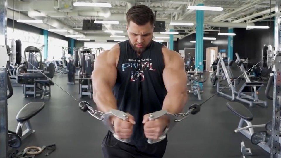 Regan Grimes Has Your New Favorite Mass-Building Chest Workout | Bodybuilding.com