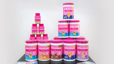 Obvi Super Collagen Peptides Merge Beauty and Fitness
