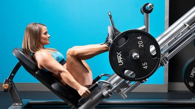 The Ultimate Machine Quad Workout for Bigger Legs