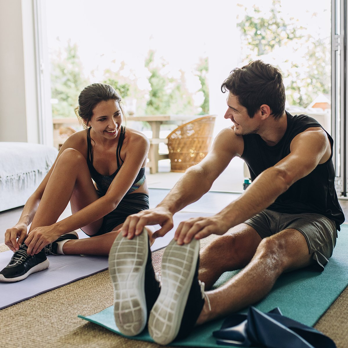 Home Workout Routines For Gains Without All The Equipment 1