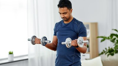 2 Secret Techniques to Build More Muscle at Home