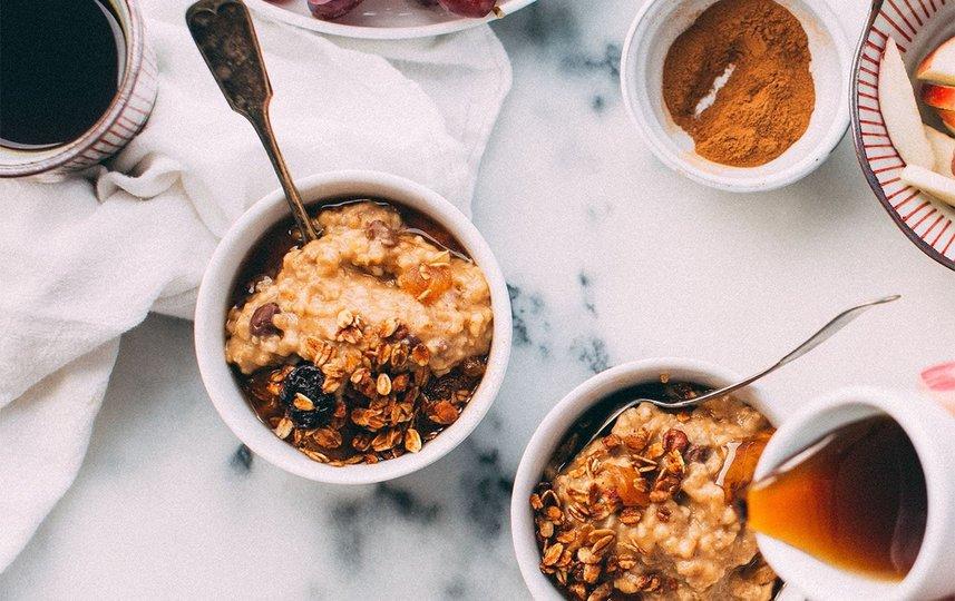 Pumpkin Protein Overnight Oats